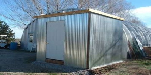 building your own walk in cooler